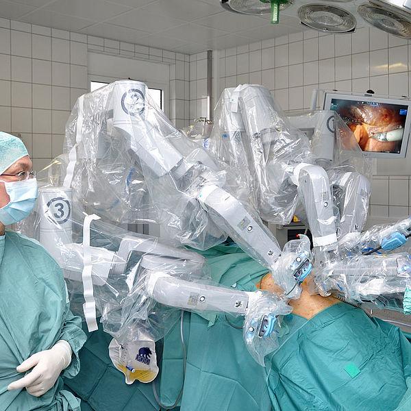 da vinci prostata operation kosten
